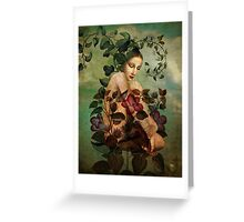 New Nature Greeting Card