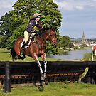 Eventing at Floors Castle, Kelso by rosie320d