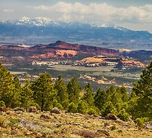 Spectacular Utah Landscape Views by Bo Insogna