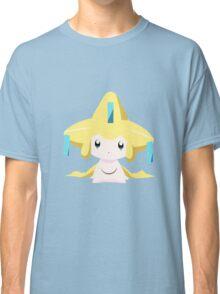 Jirachi Pokemon Simple No Borders Classic T-Shirt