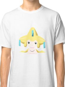 Jirachi Pokemon Simple No Borders Classic T-Shirt