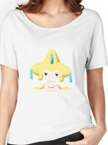 Jirachi Pokemon Simple No Borders Women's Relaxed Fit T-Shirt