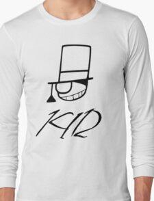 Magic Kaito 1412: Kaito Logo Long Sleeve T-Shirt
