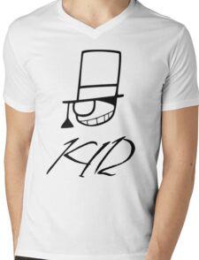 Magic Kaito 1412: Kaito Logo Mens V-Neck T-Shirt