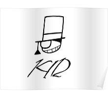 Magic Kaito 1412: Kaito Logo Poster