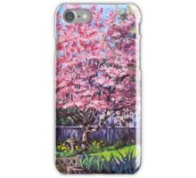 Dogwood Days iPhone Case/Skin