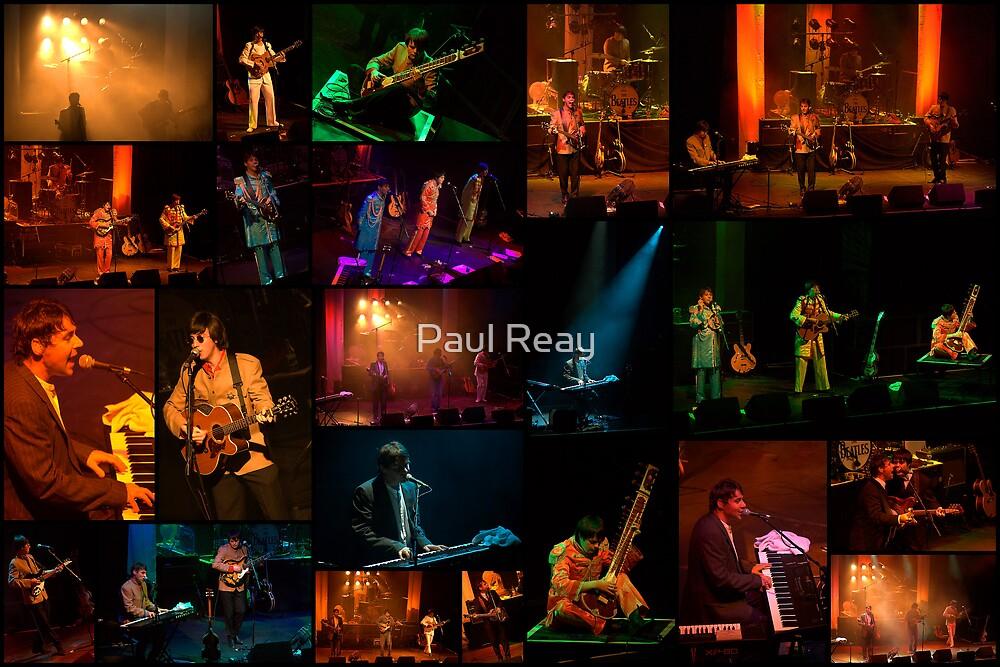 A Beatles Celebration  by Paul Reay