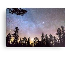Star Light Star Bright Metal Print