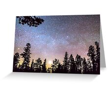 Star Light Star Bright Greeting Card