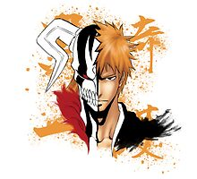 Shinigami and Hollow - Bleach by artemys