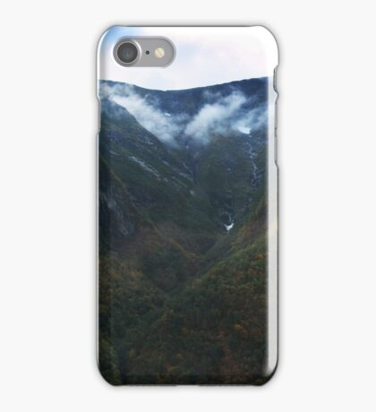 lonely cloud iPhone Case/Skin