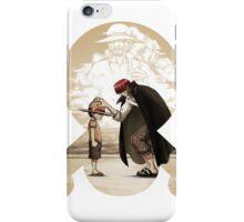 Kid Luffy ! iPhone Case/Skin