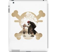 Kid Luffy ! iPad Case/Skin