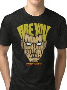 Guile Wins Tri-blend T-Shirt