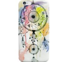 Watercolor Tumblr Dreamcatcher iPhone Case/Skin