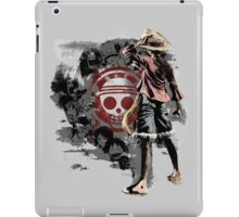 One piece - Straw Hats iPad Case/Skin