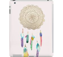 Medallion Tumblr Dreamcatcher iPad Case/Skin