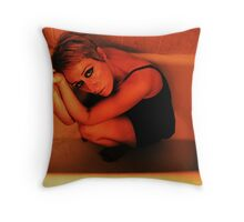 There's Beauty in the Breakdown Throw Pillow