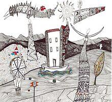 quite an ordinary dream by Branko Jovanovic