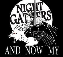 Night Gathers by PsychoHeroDream