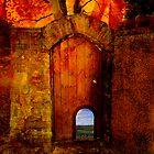 The Door. by darkvampire