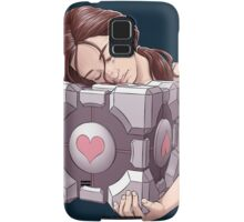 No Words Needed - no grunge version Samsung Galaxy Case/Skin