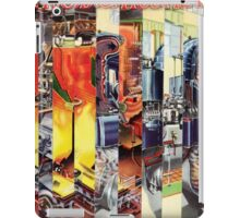 The Factory Worker. iPad Case/Skin