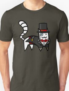 Top Hat Cat T-Shirt
