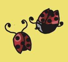 Lady Bug  by Kimberly Temple