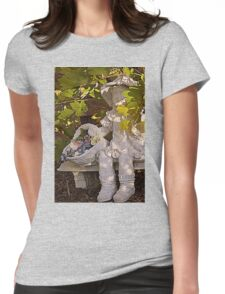 Garden sweety Womens Fitted T-Shirt