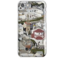 The Streets of Lindos iPhone Case/Skin