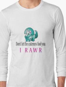 I Rawr Long Sleeve T-Shirt