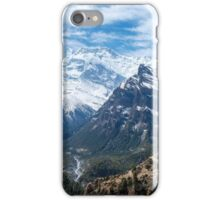 Nepal Himalayas iPhone Case/Skin