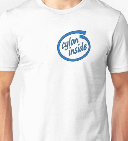 Cylon Inside Unisex T-Shirt