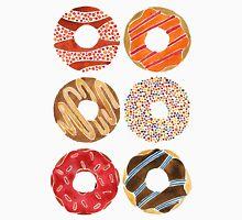 Half Dozen Donuts Unisex T-Shirt