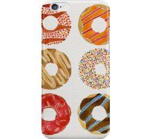 Half Dozen Donuts iPhone Case/Skin