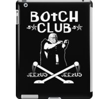 "Botchamania ""Botch Club"" iPad Case/Skin"