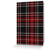 PLAID Greeting Card