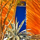 Blue Door by Linda Gregory