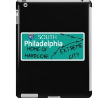 ECW Philadelphia - Hardcore City T shirt iPad Case/Skin