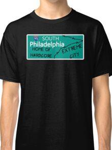 ECW Philadelphia - Hardcore City T shirt Classic T-Shirt
