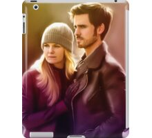 Captain Swan iPad Case/Skin
