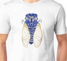 Cicada – Navy & Gold Unisex T-Shirt