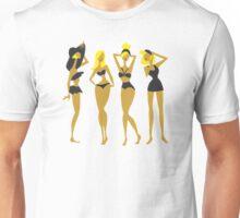 Blonde Bombshells Unisex T-Shirt