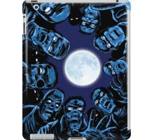 moonlight zombies... iPad Case/Skin