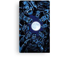 moonlight zombies... Canvas Print