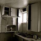 Kitchen Cupboards by JVBurnett