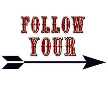 Follow Your Arrow by mezzilicious
