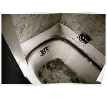 Bathtub Poster