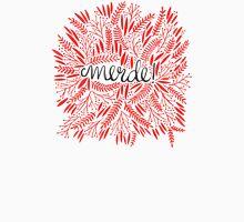 Pardon My French – Red & Cream Unisex T-Shirt